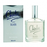 Revlon Charlie Silver Eau De Toilette Spray 100ml