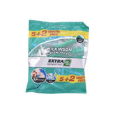 Wilkinson Extra2 Sensitive Maquinilla Desechable 7 Unidades
