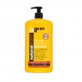 Natural World Chia Seed Oil Volumen & Shine Shampoo 1000ml
