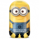 Cartoon Minions Shower And Bath Gel 350ml