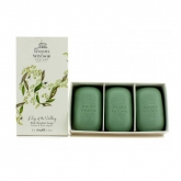 Woods Of Windsor Lily Of The Walley Soap 3x100g