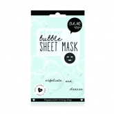 Oh K! Sheet Face Mask Bubble Exfoliate And Cleanse