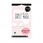 Oh K! Sheet Face Mask Egg White Glowing Skin
