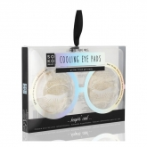 Oh K! Cooling Eye Pads Gitter Filled Gel Pads