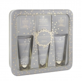 Grace Cole Earl Grey And Orange Body Wash 100ml Set 4 Pieces 2018