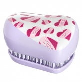 Tangle Teezer Compact Styler Girls Print Hairbrush