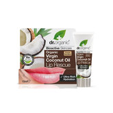 Dr. Organic Virgin Coconut Oil Lip Rescue 10ml