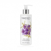 Yardley April Violets Silky Smooth Body Lotion 250ml