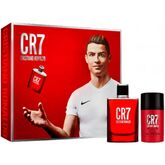 CR7 Cristiano Ronaldo Eau De Toilette Spray 50ml Set 2 Piezas
