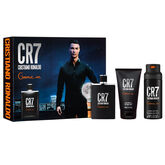 Cristiano Ronaldo Game On Eau De Toilette Spray 100ml Set 3 Piezas