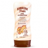 Hawaiian Tropic Silk Hydration Protective Loción Solar Spf15 180ml