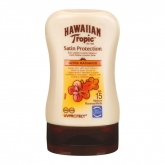 Hawaiian Tropic Satin Protection Ultra Radiance Spf15 Sun Lotion 100ml