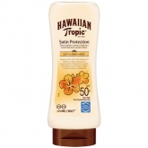 Hawaiian Tropic Satin Protection Ultra Radiance Loción Solar Spf15 180ml