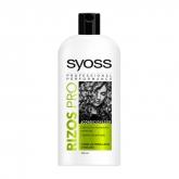 Syoss Acondicionador Rizos Pro Definición E Hidratación Cabello Ondulado O Rizado 500ml