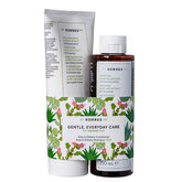 Korres Aloe & Dictamo Champú 250ml Set 2 Piezas