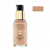 Max Factor Face Finity All Day Flawless 3 In 1 Base De Maquillaje 77 Soft Honey