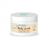 Nacomi Sugar Scrub Sunny Orange Sorbet 200g