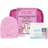 Glov Travel Set MakeUp Remover & Skin Care All Skin Types