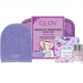 Glov Travel Set MakeUp Remover & Skin Care Oily Skin