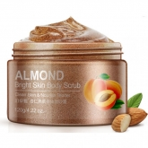 Bioaqua Almond Bright Skin Body Scrub 120g