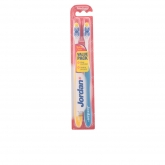 Jordan Total Clean Toothbrush Medium 2 Units