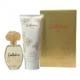 Gres Cabotine Gold Eau De Toilette Spray 100ml Set 2 Piezas