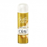 Gillette Satin Care With A Touch Of Olay Sensitive Shave Gel 200ml