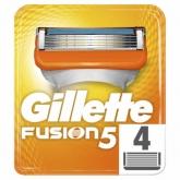 Gillette Fusion5 Maquinilla Afeitar 4 Recambios
