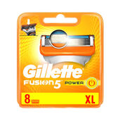 Gillette Fusion Power Refill 8 Units