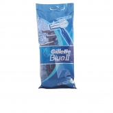 Gillette Blue II Chromium Coating 5 Units