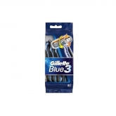 Gillette Blue III Refill 8 Units