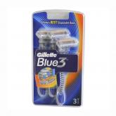 Gillete Blue3 3 Units
