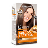 Kativa Brazilian Straightening Natural Set 6 Pieces 2020
