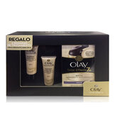 Olay Total Effects Crema Hidratante Reafirmante Noche 37ml Set 3 Piezas 2020