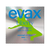 Evax Liberty Normal Sanitary Towels 12 Units