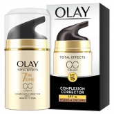 Olay Total Effects 7 in 1 CC Cream Complexion Corrector Spf15 Medium To Dark 50ml