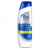 H&S Men Ultra Purifying Shampoo 300ml