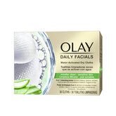 Olay Cleanse Daily Facials Micellar Water Activity Dry Cloths PS 30uds