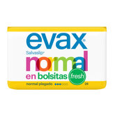 Evax  Fresh Fresh Pantyliners Small Bags 28 Units