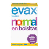 Evax  Normal Fresh Pantyliners Small Bags 40 Einheiten