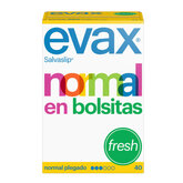 Evax  Fresh Fresh Pantyliners Small Bags 40 Units