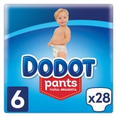 Dodot Pants T-6 28 Units