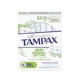 Tampax Organic Super Tampon 16 Einheiten