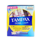 Tampax Pearl Regular Buffer 18 Units
