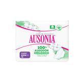 Ausonia Super Organic Slipeinlagen 10 Einheiten