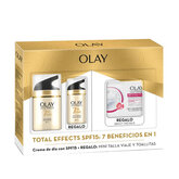 Olay Cream Total Effects Spf15 7 In One 50ml Set 3 Pieces 2020