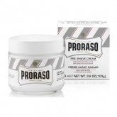 Proraso white Pre Shave Cream Sensitive Skin 100ml