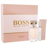Hugo Boss The Scent For Her Eau De Perfume Spray 100ml Set 3 Pieces 2019