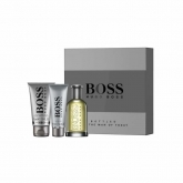 Boss Bottled Eau De Toilette Spray 100ml Set 3 Piezas 2017