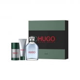 Hugo Boss Man Eau De Toilette Spray 125ml Set 3 Pieces 2018